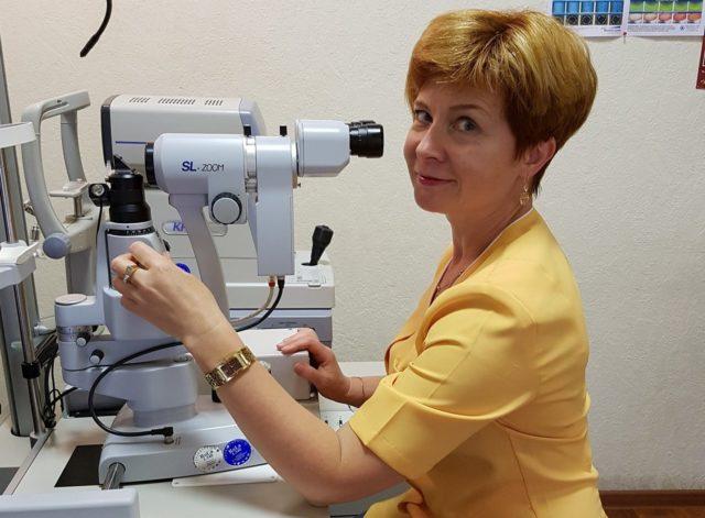 Dr. Marina Kovalenko